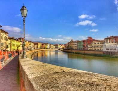 Lungarno di Pisa