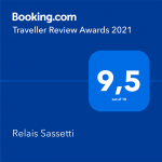 Booking Traveller Review Award 2021
